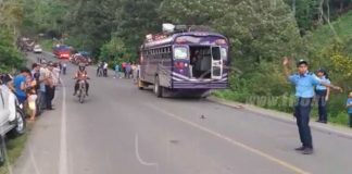 Bus atropella a niño en Jinotega