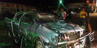 Accidentes Jinotega