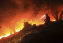 Incendios en California