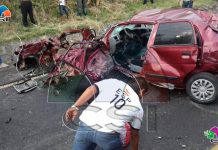 El Coyol accidente 2