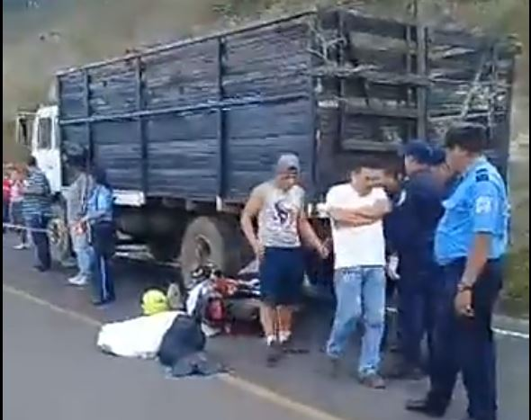 Accidente Jinotega