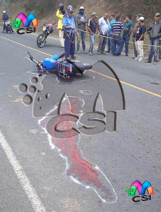 Accidentes motos Jinotega