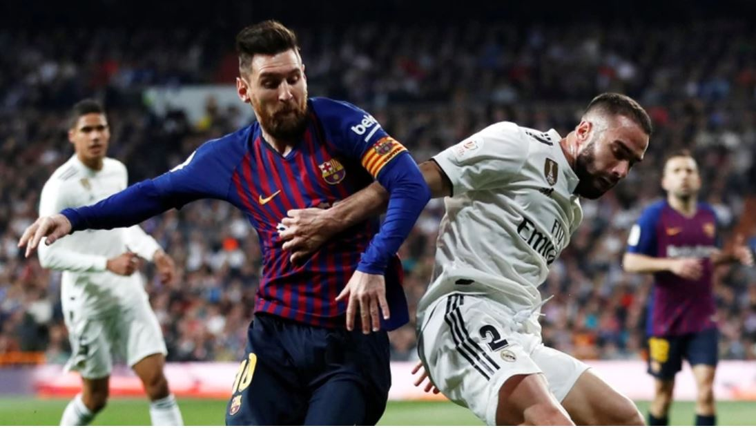 Clásico Real Madrid Barcelona