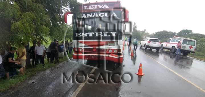 Accidentes Matagalpa